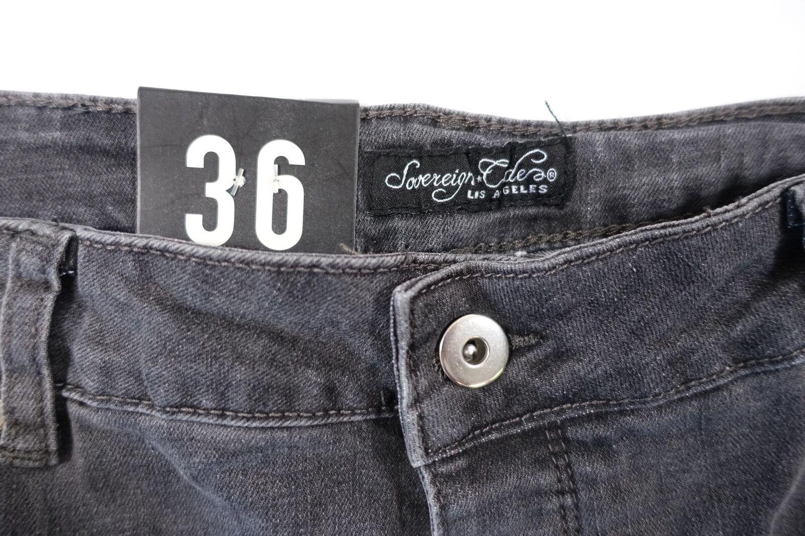 Sovereign Code Verblichen Grau Grau Grau 36 Slim Fit Jeans Herren Nwt Neu  | Outlet Store  | Vollständige Spezifikation  |   4022d2