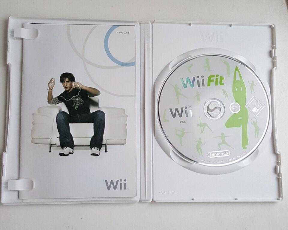 Wii Fit, Nintendo Wii