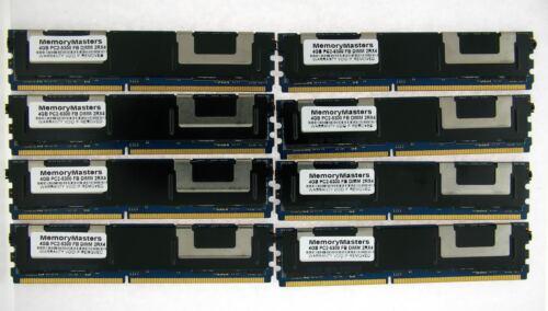 AP12K72G4BJE6S 32GB 8x4GB FB-DIMM 240pin PC2-5300 DDR2-667 Memory for servers