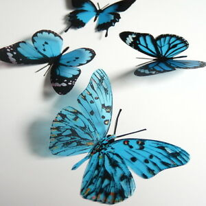 25-Pack-Butterflies-Sky-Blue-5-to-6-cm-Cakes-Weddings-Crafts-Cards