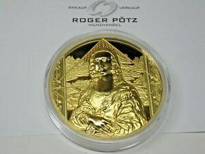 5000-Euro-2019-Mona-Lisa-1-kg-Gold-PP-High-Relief-EINZIGARTIGE-AUSGABE