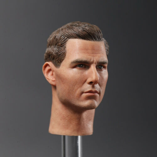 "DJC 1//6 SCALA DJC001 Occident MASCHIO TESTA SCULTURA per 12/"" action figure model toys"