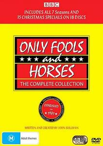 Only Fools And Horses | Series Collection - DVD Region 4 Free Shipping!