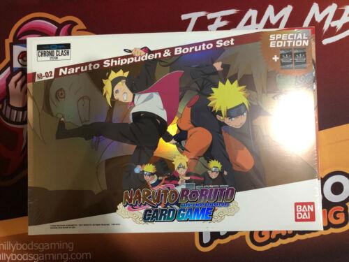 Naruto CCG Naruto Shippuden /& Boruto Set
