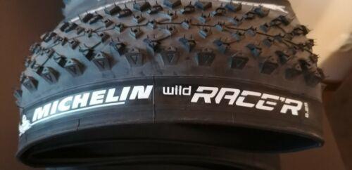MICHELIN Wild Racer 29 x 2.25 MTB Reifen Zoll 57-622 Falt schwarz ca.754g.