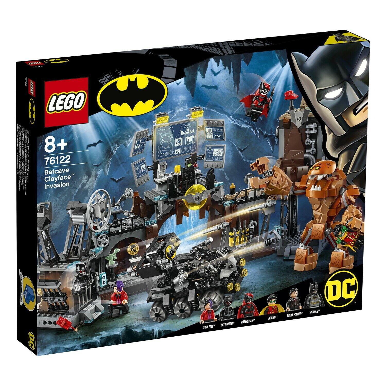 autorizzazione ufficiale LEGO 76122-DC UNIVERSE SUPER HEROES ™ - Creta ™ ™ ™ invasione nella bathöhle  migliore qualità