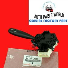 8414052020 Genuine Toyota SWITCH ASSY HEADLAMP DIMMER 84140-52020