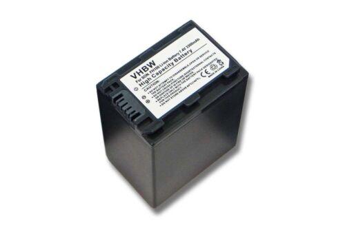 Cámara acu Batería Acu con info chip para Sony Cyber-shot dsc-hx200v np-fh100