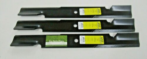 """3 USA XHT BLADES FERRIS 5101755S 5101755 FOR 61/"""" ICD DECK IS2100 IS3100 IS3200"""