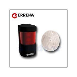 Original New Fotocelula De Espejo Erreka Ft02 12m Orientable Automatismos Puerta Garajes