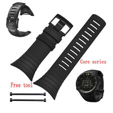 Original Luxury Rubber Replacement Watch Band Strap For SUUNTO CORE SS014993000