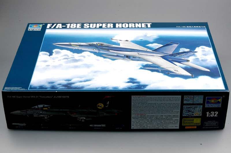 Trumpeter 1 32 03204 F A-18E Super Hornet