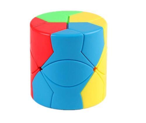 CuberSpeed Moyu Barrel Redi stickerless Magic cube Mofang Jiaoshi Oskar Barrel R