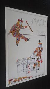 ZEITSCHRIFT-DES-MAGISCHEN-MAGIE-N-8-9-AUG-SEPT-1989-JAHRGANG-ILLUSTRE-BE