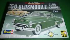 REVELL 1950 '50 Oldsmobile Club Coupe 2N1 1/25 Model Car Mountain KIT OLDS