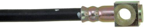 Brake Hydraulic Hose Rear Left Dorman H38345 fits 84-87 Pontiac Fiero