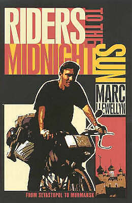 1 of 1 - Riders to the Midnight Sun, Llewellyn, Marc, Very Good Book