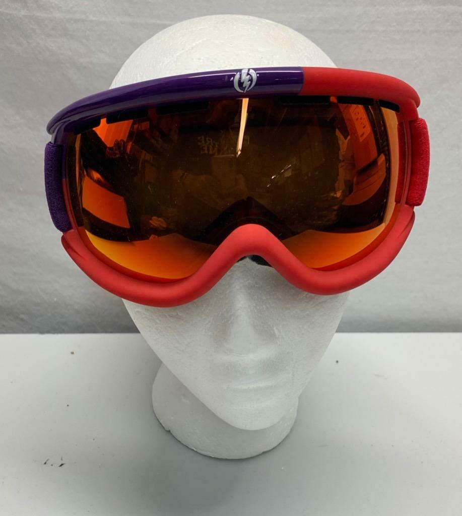 Electric EG.5S CAT.3 Lens  Snow Ski Snowboard Goggle Red Purple Frame NEW  great selection & quick delivery