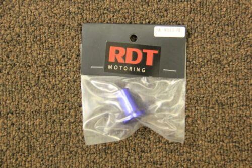 RDT Blue Aluminum Drift Spin Turn E-BRAKE KNOB SILVIA 240SX 180SX S14 S13