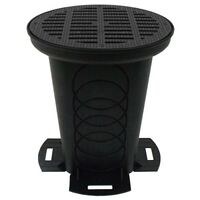 Drain Fsd-3017-12bkit 12 Round Catch Basin Kit With Grate & Connectors on Sale