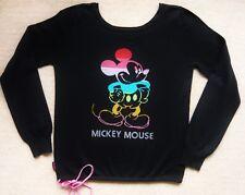 H12 SWEAT MICKEY ROUGE XL Disneyland Paris