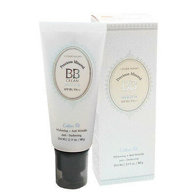 [ETUDE HOUSE] Precious Mineral BB Cream Cotton Fit rinishop