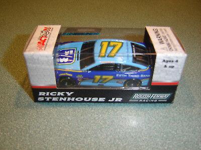 2018 RICKY STENHOUSE Jr #17 Fifth Third 1//64 NASCAR DIECAST FREE SHIP IN STK