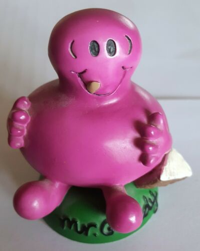 Mr Men-Royal Doulton//Holland Studiocraft Figure Mister Greedy sans boîte