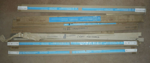 """A-2 Tool Steel Flat Ground  3//16 thick X 1/""""W X 12/""""L Oversize"""