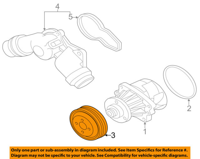 e46 pulley diagram wiring diagrams thumbs Pulley Force Diagram bmw e46 oem plastic water pump pulley 11511436590 ebay e46 relay diagram e46 pulley diagram
