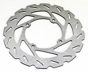 Rear Brake Disc Rotor Brake Pad for Honda CR250R 2002 2003 2004 2005 2006 2007