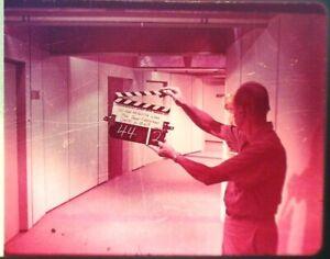 Star-Trek-TOS-35mm-Film-Clip-Slide-Elaan-Troyius-Empty-Hallway-Clapper-Board-43