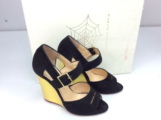 Charlotte Olympia Marcella 100 wedge