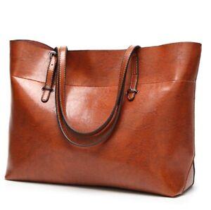 voor voor van handtassen Handtassen capaciteit leer dames schoudertassen met Pu Handige grote deCxBorW