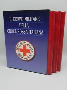 IL-CORPO-MILITARE-DELLA-CROCE-ROSSA-ITALIANA-3-VOL-1990-BELOGI-AUTOGRAFATO