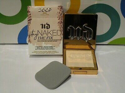 URBAN DECAY ~ STAY NAKED THE FIX 16 HOUR POWDER ~ 30 WY