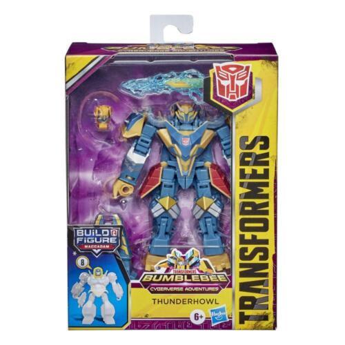 Transformers cyberverse Deluxe Optimus Prime Megatron Arcee Shockwave Grimlock