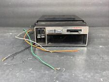 Craig 8 Track Fm Car Stereo S102 17421844 Untested Parts