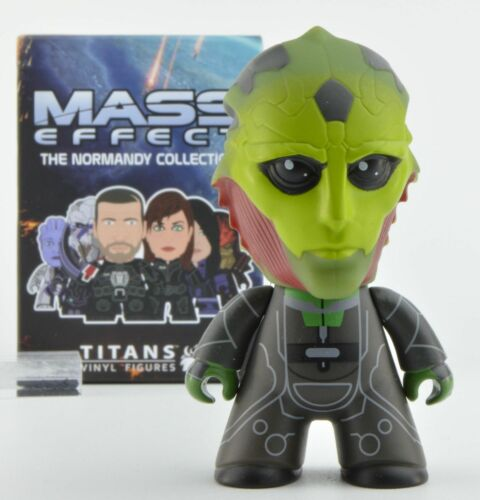 Mass Effect Titans Normandy Collection 3 Inch Vinyl Mini Figure Thane
