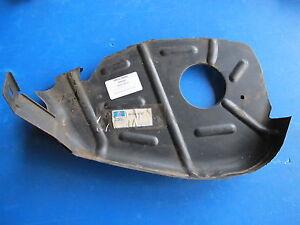 Sheet Metal Protection Front For Talbot Horizon Diesel