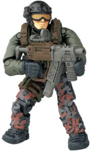 MERCENARY SOLDIER #1 Mega Construx Call Of Duty Mercenary Outpost Armory DYD74