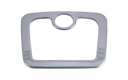 no airbag Goldwing 1800 cromo marco para la tapa del depósito de gasolina abierta