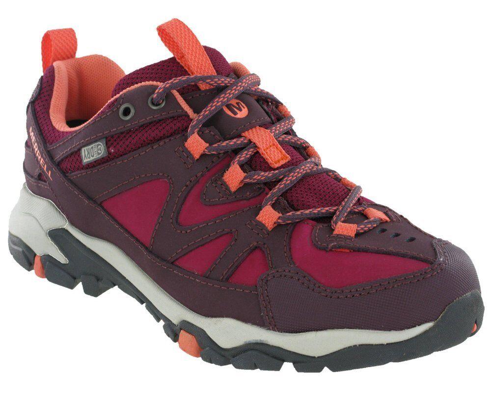 Merrell cuento Perno Wtpf Talla 4 Reino Unido para Mujer Zapatos Para Caminar Senderismo Senderismo J310694C