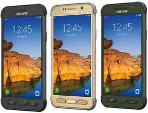 Samsung Galaxy S7 Active Sm G891a Unlocked Gsm Smartphone Phone At T T Mobile Ebay