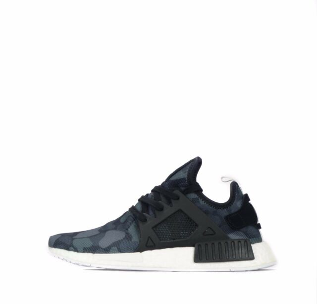 ff5d4a44f adidas NMD Xr1 Core Black Duck Camo Mesh Ba7231 Mens Size 7.5 for ...