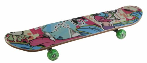 SKATEBOARD CON LUCI COLOR GRIP ODG232