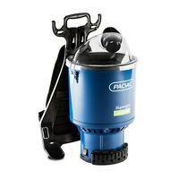 Pacvac Superpro Micron 700 Backpack Vacuum Cleaner