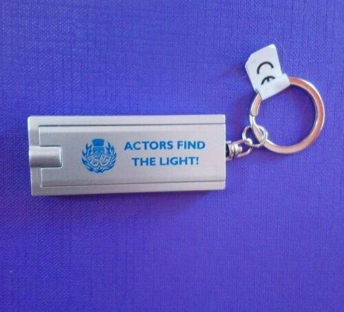 SCDA Torch Keyring