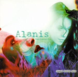 Alanis-Morissette-CD-Jagged-Little-Pill-Europe-EX-M
