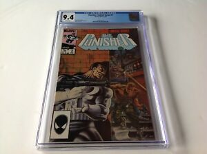 PUNISHER-LIMITED-SERIES-2-CGC-9-4-WHITE-PGS-STEVEN-GRANT-MIKE-ZECK-MARVEL-COMICS
